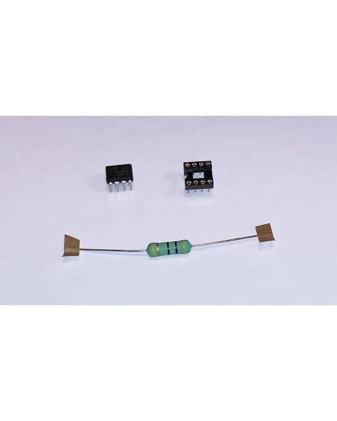 Reparaturset TNY266PN mit 47 Ohm Widerstand für Bosch, Siemens, AEG (SD000060)