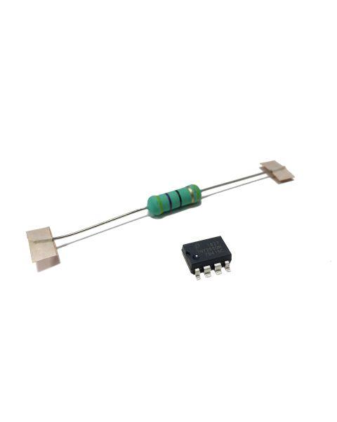 Reparaturset TNY266GN, 47 Ohm für Bosch, Siemens, AEG (SD000070)