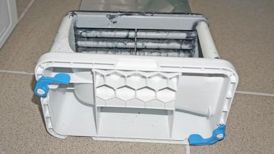 BSH - Kondenstrockner: Fehlermeldung 'Behälter leeren' beheben (Bosch/ Siemens)