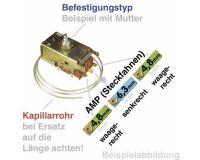 Thermostat K50-H1104 Ranco VC101 1200mm Kapillarrohr 2x4, 8mm AMP (10004053)