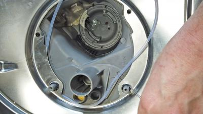 Spülmaschine Fehler E15 - Pumpentopfdichtung tauschen (Bosch / Siemens / Neff)
