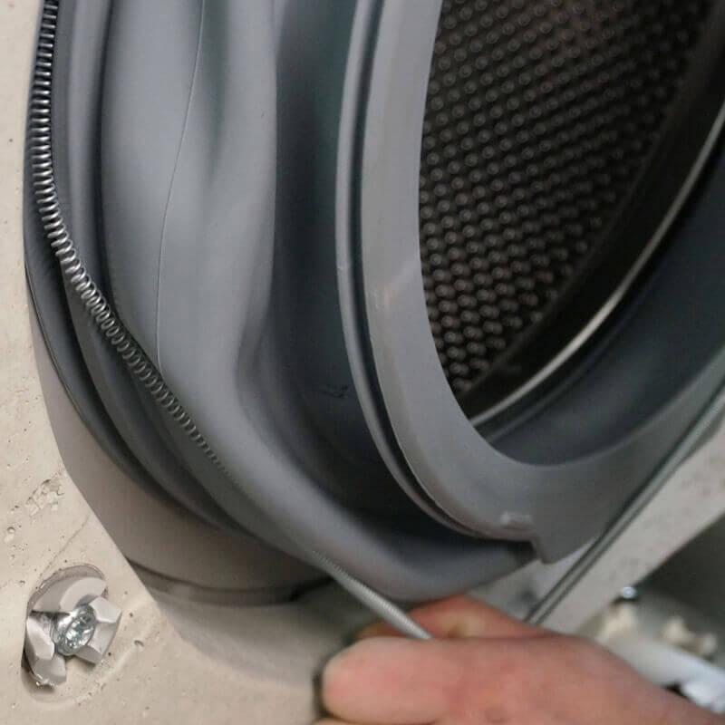 AEG Waschmaschine Türmanschette tauschen