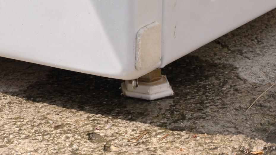 Waschmaschine läuft aus - Flusensieb tauschen (Gorenje)