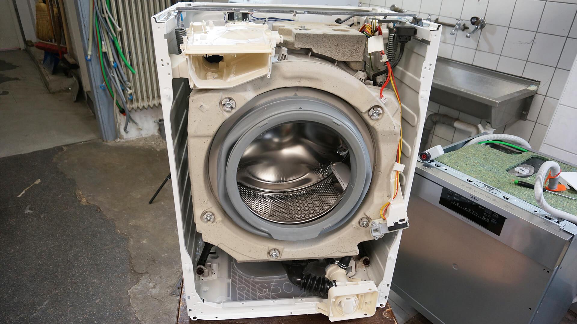 AEG Waschmaschine reparieren