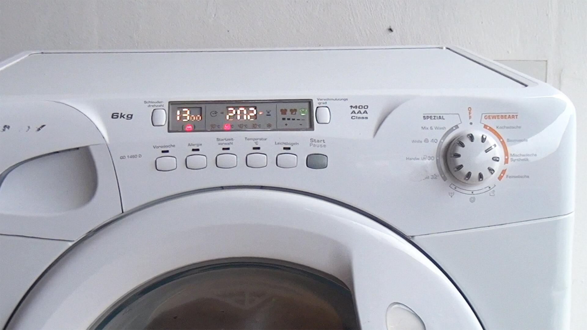Waschmaschine - Rattert beim Schleudern
