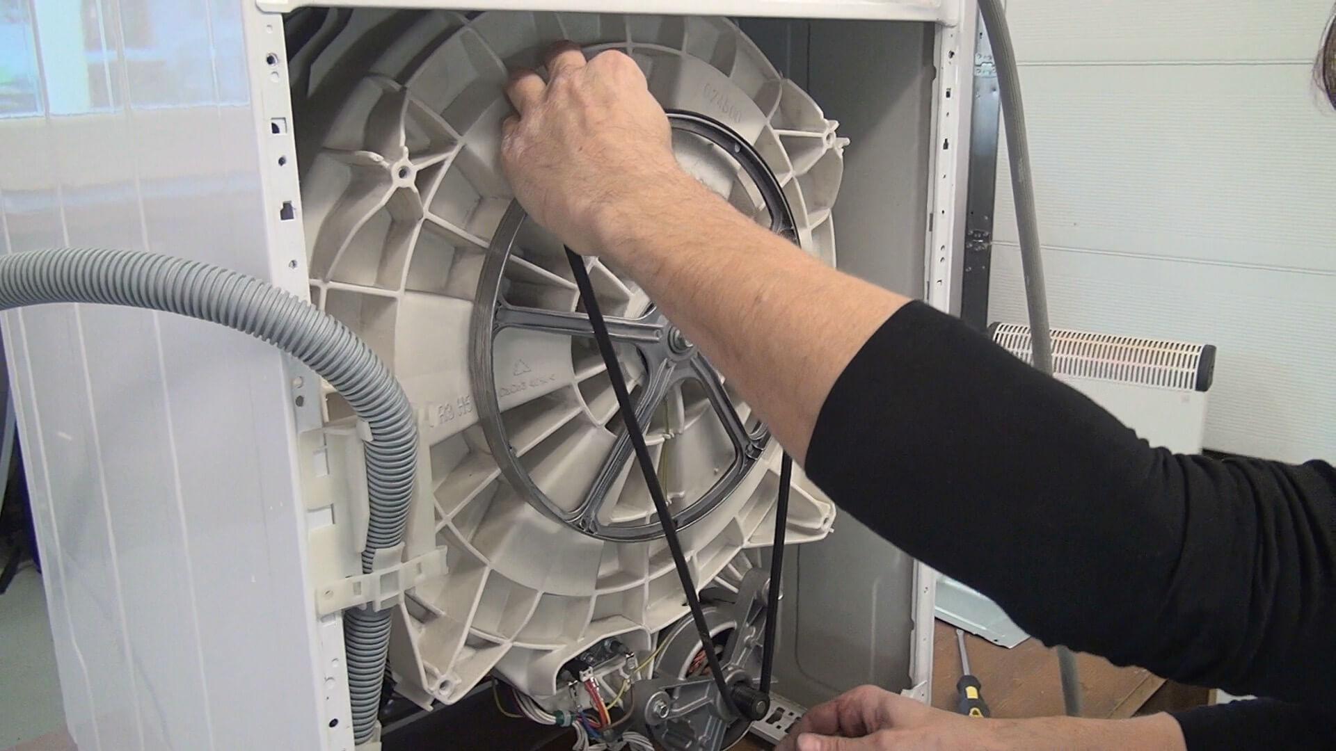 Bauknecht Waschmaschine Motorkohlen Wechseln
